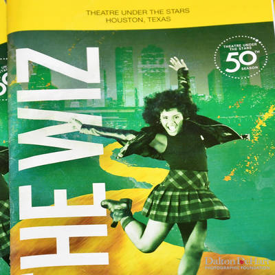 ''The Wiz'' - Out At Tuts Sponsored By Outsmart Magazine & Tuts - Theatre Under The Stars -   <br><small>Oct. 24, 2018</small>