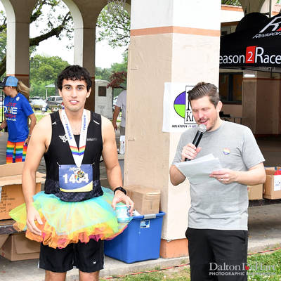 The Gay 10K Race 2019 - Macgregor Park  <br><small>April 6, 2019</small>