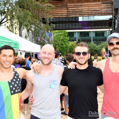 Rainbow On The Green 2019 - Discovery Green  <br><small>June 21, 2019</small>