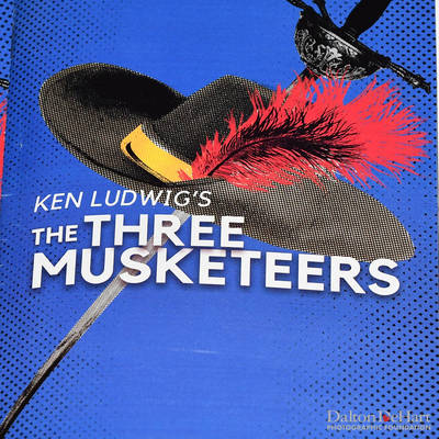 ''The Three Musketeers'' - Actout At The Alley Theatre  <br><small>June 13, 2019</small>