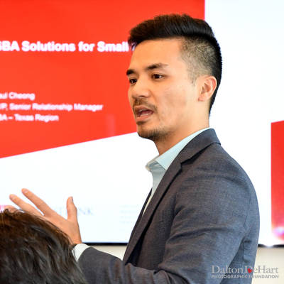 Greater Houston LGBT Chamber 2019 - Lunch & Learn Covering The Sba Loan Program - East West Bank  <br><small>July 16, 2019</small>