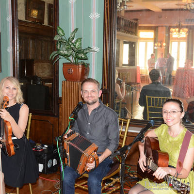 Cajun Review at the Magnolia Ballroom <br><small>Feb. 20, 2016</small>