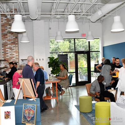 Art Showcase & Reception At Boulevard Realty For Collective Art & Artists In Preparation For Festeve At Rice University  <br><small>Aug. 2, 2019</small>