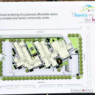 The Montrose Center 2019 - Groundbreaking Ceremony For The Law Harrington Senior Living Center  <br><small>Aug. 6, 2019</small>