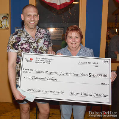 Texas United Charities  <br><small>Aug. 10, 2019</small>