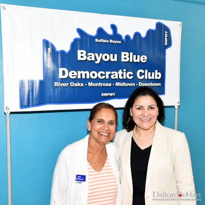 Bayou Blue Democrats 2019 - August 2019 Meeting With Judge Tanya Garrison At St. Stephen'S Episcopal Church  <br><small>Aug. 13, 2019</small>
