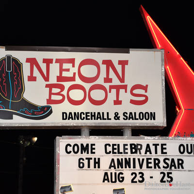 Neon Boots 2019 - 6Th Anniversary Weekend  <br><small>Aug. 24, 2019</small>