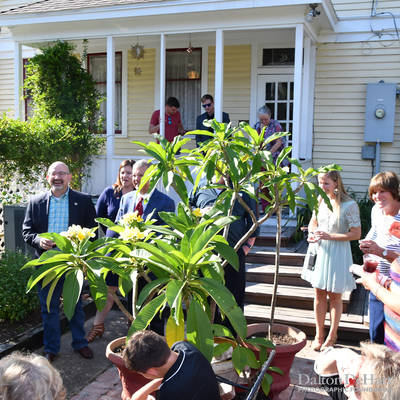 Mayor Annise Parker Hosts A Reception Benefiting Senator Kyrsten Sinema Of Arizona At The Home Of Annise Parker & Kathy Hubbard  <br><small>June 14, 2019</small>