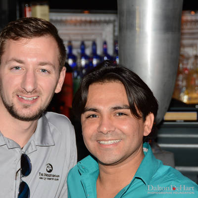 The Soiree Happy Hour Social at F Bar <br><small>April 6, 2016</small>