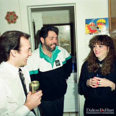 New Year's Party at Mitch & Bills <br><small>Jan. 1, 1990</small>