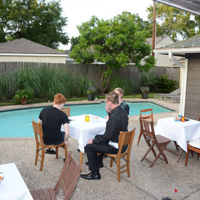 Social at the Home of John Heinzerling and Ciro Flores <br><small>April 30, 2016</small>