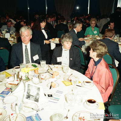 EPAH Dinner with Mayor Kathy Whitmire <br><small>May 21, 1991</small>