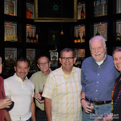 Jazz Happy Hour at F Bar <br><small>June 1, 2016</small>