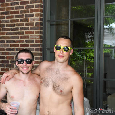 Pride Pool Party at the Home of Michael Reynolds and Gregg Filippone <br><small>June 18, 2016</small>