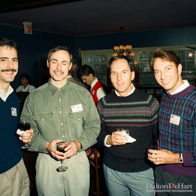 EPAH Christmas Party at Bistro Vino <br><small>Dec. 15, 1991</small>