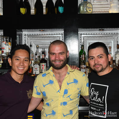 The Soiree Happy Hour Social at F Bar <br><small>Aug. 3, 2016</small>