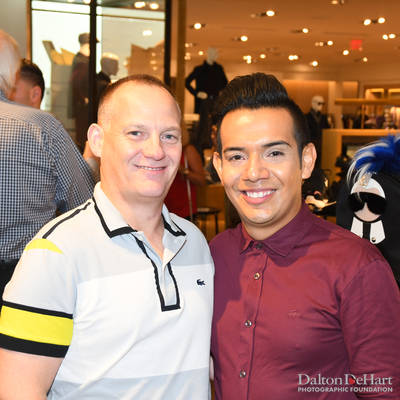 Country Dinner Weekend Kick-Off Party at Saks Fifth Avenue in The Galleria <br><small>Aug. 31, 2016</small>