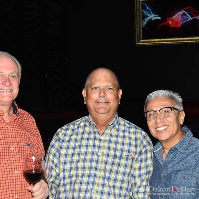 First Wednesday Soiree at F Bar <br><small>Sept. 7, 2016</small>