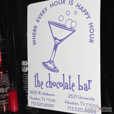 The Soiree Happy Hour Social at F Bar <br><small>Oct. 5, 2016</small>
