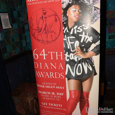 64th Diana Awards at House of Blues and After Party at Rich's <br><small>March 18, 2017</small>