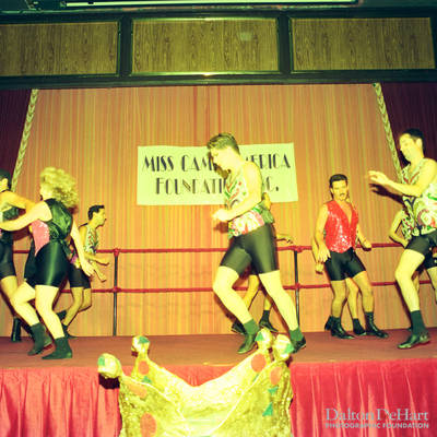 Miss Camp America Rhinestones and Studs II <br><small>July 15, 1995</small>