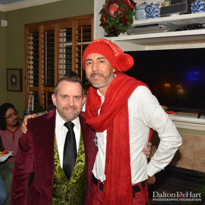 Holiday Party at the Houston House <br><small>Dec. 16, 2017</small>