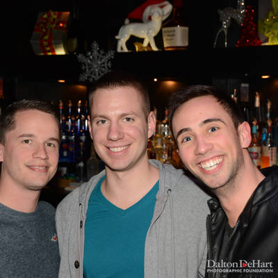 Jazz Happy Hour at F Bar <br><small>Dec. 2, 2015</small>