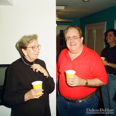 Volunteer Appreciation Party <br><small>Jan. 4, 1997</small>