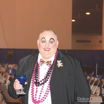 """It's Magic"" Krewe Ball 45 (Including After Ball Party and Brunch) <br><small>Jan. 31, 2015</small>"