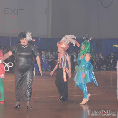 """""""It's Magic"""" Krewe Ball 45 (Including After Ball Party and Brunch) <br><small>Jan. 31, 2015</small>"""