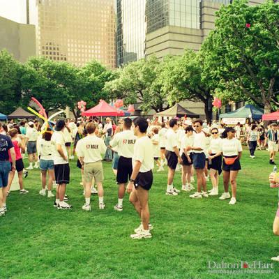 Aids 10K Walk Houston <br><small>May 18, 1997</small>