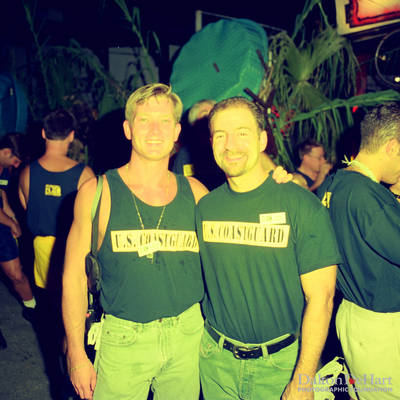 Hurricane Party <br><small>July 26, 1997</small>