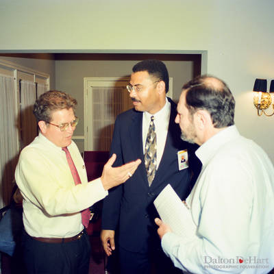 Houston Gay annd Lesbian Political Caucus Meeting <br><small>Oct. 1, 1997</small>