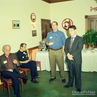 Fund Raiser for George Greanias <br><small>Oct. 13, 1997</small>