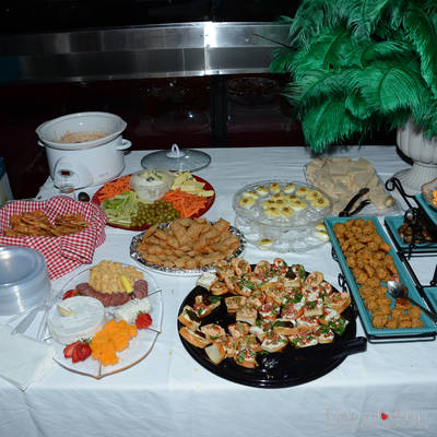 Underwriter's Party at F Bar <br><small>April 24, 2015</small>