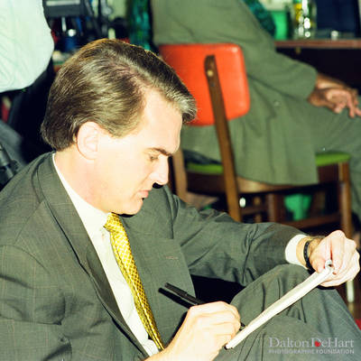 George Greanias Fundraiser at Brennan's <br><small>Oct. 15, 1997</small>