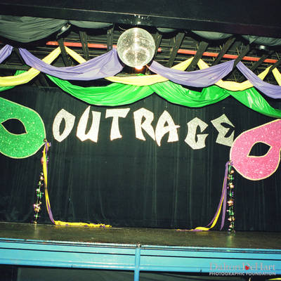 Outrage '97 <br><small>Oct. 25, 1997</small>