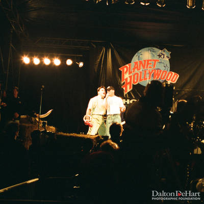 Planet Hollywood Grand Opening <br><small>Oct. 26, 1997</small>