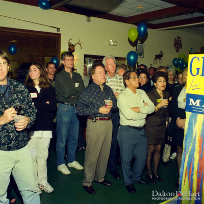 Victory Parties <br><small>Nov. 4, 1997</small>