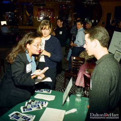 Montrose Clinic Event <br><small>Dec. 1, 1997</small>