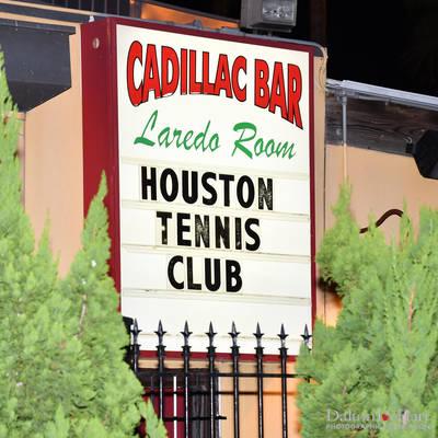 Houston Gay Tennis Banquet At Cadillac Bar & Grill Plus Sunday Tennis Play  <br><small>Nov. 10, 2018</small>