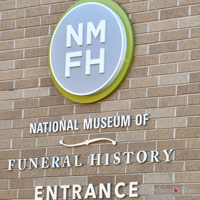 Greater Houston LGBT Chamber 2019 - October 2019 Happy Hour At The National Museum Of Funeral History  <br><small>Oct. 31, 2019</small>