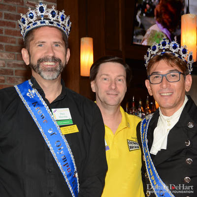Appreciation Party and Check Presentation at JR's <br><small>March 20, 2016</small>