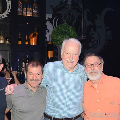 Jazz Happy Hour at F Bar <br><small>May 6, 2015</small>