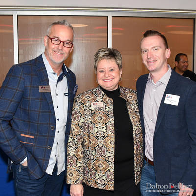 Greater Houston LGBT Chamber 2020 - 4Th Anniversary Celebration During The Biz Connect At The Alley Theatre = Th 2-27-20 <br><small>Feb. 27, 2020</small>