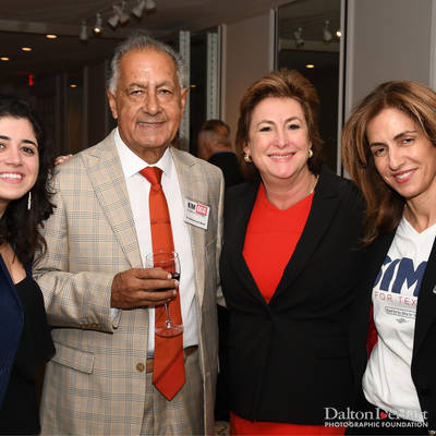 District Attorney Kim Ogg 2020 - Fundraiser Hosted By Brooks Ballard & Curry Glassell At Life Htx = T 2-25-20 <br><small>Feb. 25, 2020</small>