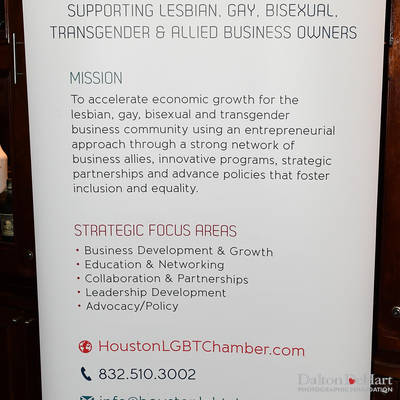 Greater Houston LGBT Chamber 2019 - August 2019 Power Hour & Happy Hour At Truluck'S = Th 8-29-19 <br><small>Aug. 29, 2019</small>