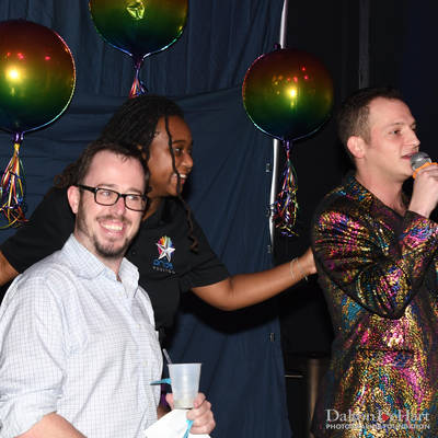 Pride Houston 2020 - The Unveiling Party & Announcement Of Grand Marshals At Buddy'S = Ss 1-26-20 <br><small>Jan. 26, 2020</small>