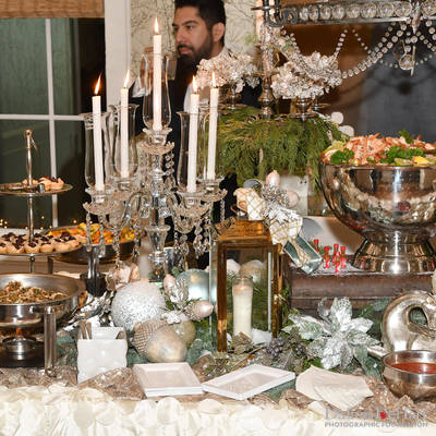 Diana Foundation 2019 - Holiday Party At The Home Of Richard Holt & Mark Mcmasters = S 12-7-19 <br><small>Dec. 7, 2019</small>