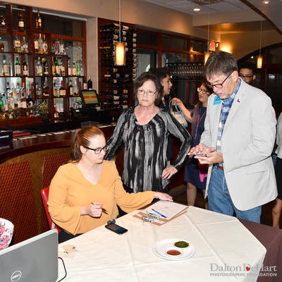 Hcdla 2019 - December 2019 Luncheon With Investigative Reporter Lia Olsen At Churrascos  <br><small>Dec. 5, 2019</small>